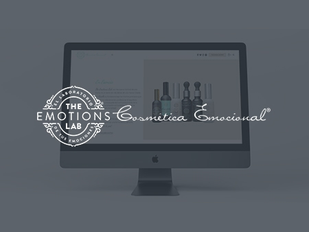 The Emotions Lab tienda Ecommerce con WordPress