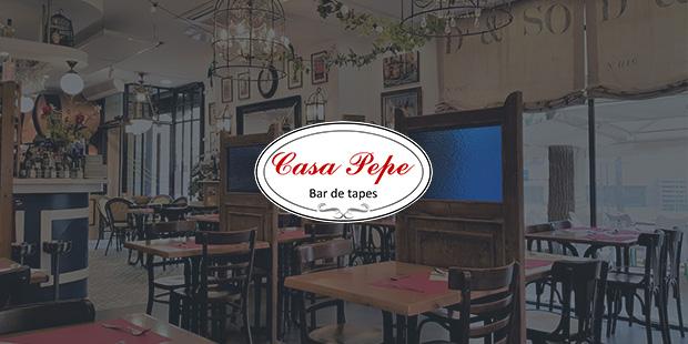 Casa Pepe es un caso de éxito del grupo WIP