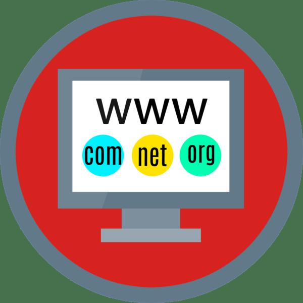 Hosting web de WIP Internet