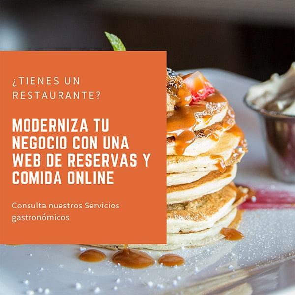 Alcance orgánico en redes sociales, marketing gastronómico
