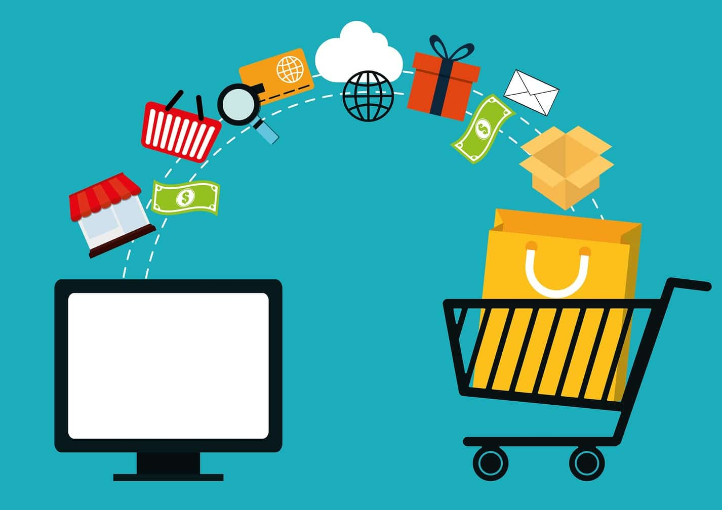 Llamada a la acción por vender desde la web